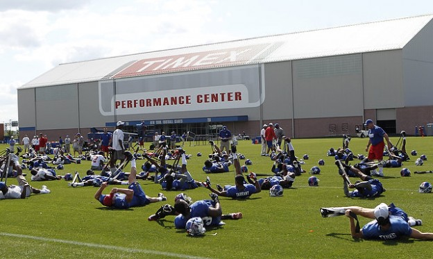 Audibles From the Long Snapper: No Toub, Trestman Speaks, Giants Leave Albany