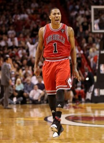 Derrick Rose is Making History