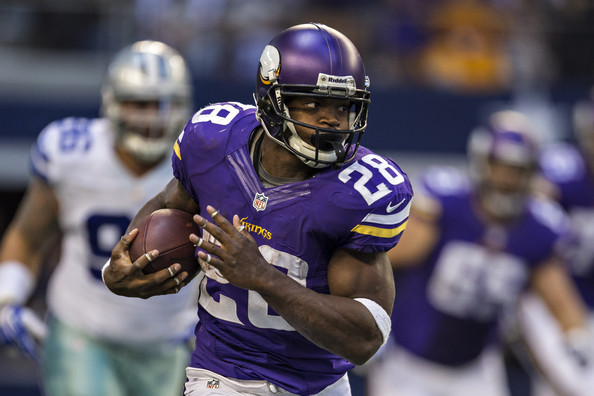 The Minnesota Vikings Should Trade Adrian Peterson