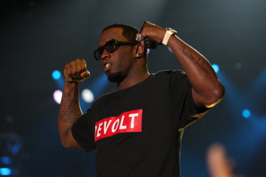 "Sean ""Diddy Combs Set To Start New Revolution With Revolt TV"