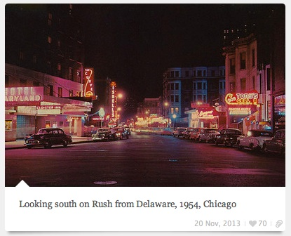 Chicago through the ages, in photographs