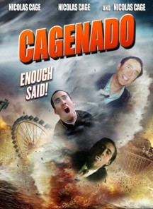 "This summer's Syfy network  movie ""Sharknado"" spawned <a href=""http://knowyourmeme.com/memes/subcultures/sharknado/photos"">so many memes</a> that featuring one hardly does it justice. ""Cagenado,"" however, gets bonus points for creativity."