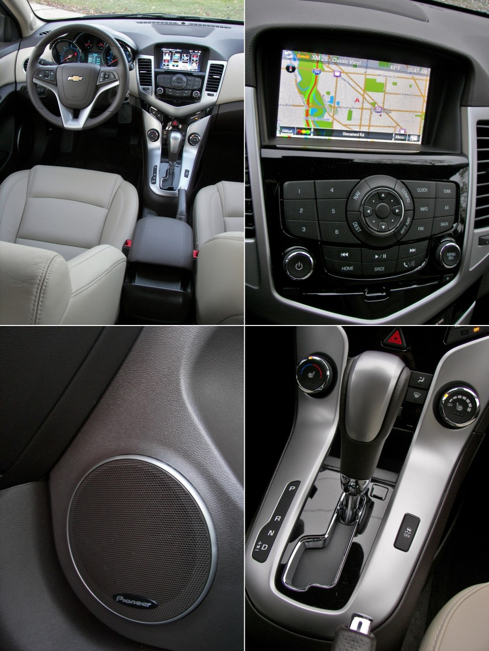 Charming 2014 Chevrolet Cruze Turbo Diesel   Serious Bladder Control   Review    Drive...He Said