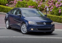 For 2011 VW's lifeblood gets a major overhaul. The all-new Jetta will come to the U.S. with four different engine options, including a 2.0-liter TDI clean diesel engine, which delivers 140 horsepower and 236 pound-feet of torque. Gasoline engines include the 2.0-liter (115 horsepower), 2.5 (170 horsepower) and the 2.0-liter TSI (200 horsepower). In addition to a new look, this compact car gets a little bigger for 2011, adding 3.5 inches in overall length, which translates into best-in-class rear legroom. I like VW for it's affordable German engineering, and this new Jetta comes through with a base price of around $16K.
