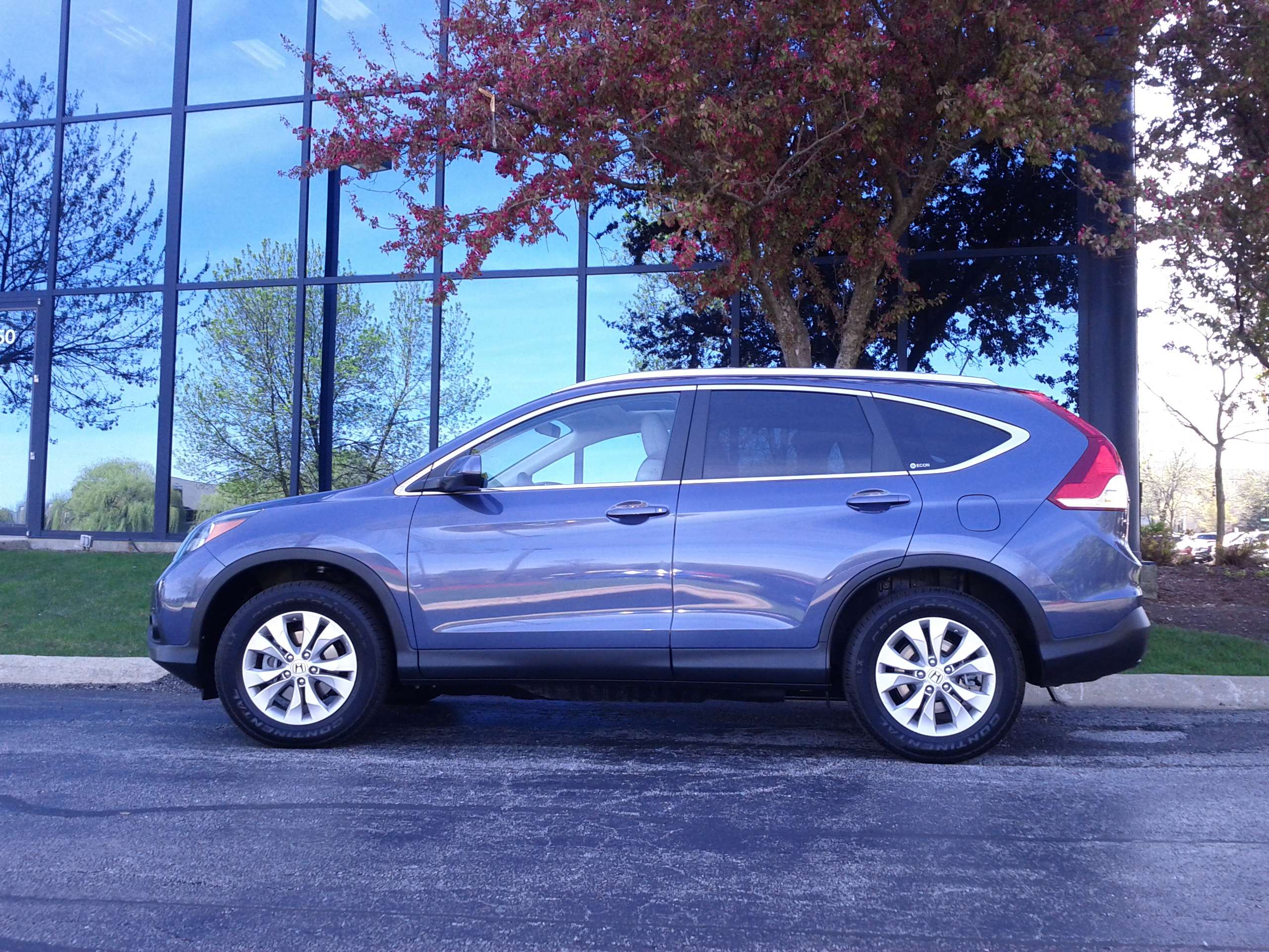 2012 Honda CR-V proves to be pleasant surprise