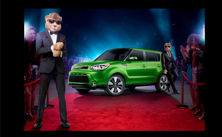 Good Have You Seen The 2014 Kia Soul Hamster Commercial?