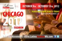 It's Time Again....Latino Fashion Week 2012 Chicago