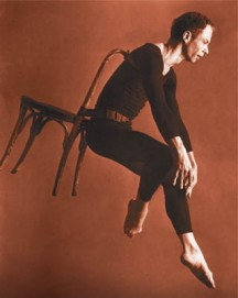 This Weekend: Merce Cunningham Dance Company's final tour EVER.