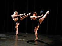 Giordano Jazz Dance Chicago: Passion, Fire, and a morning 'Jolt'
