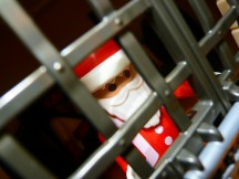 All I want for Christmas is to stay out of jail