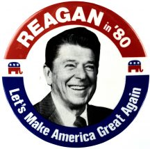 """The Reagan Show"": Our Path to Trump Started Here"