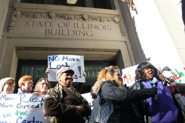 Why south side trauma center activists face an uphill battle, and why they won't quit