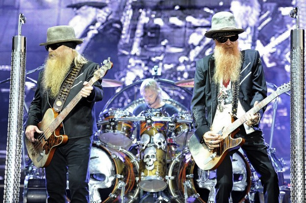 ZZ Top at Ribfest