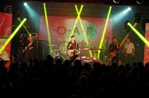 O.A.R. Live at Park City Live on January 16, 2014