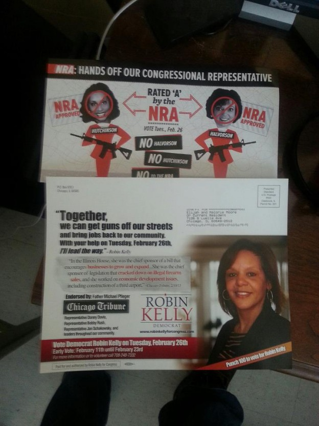 Attack ads in the 2nd Congressional distrist race distracts voters from what's really important