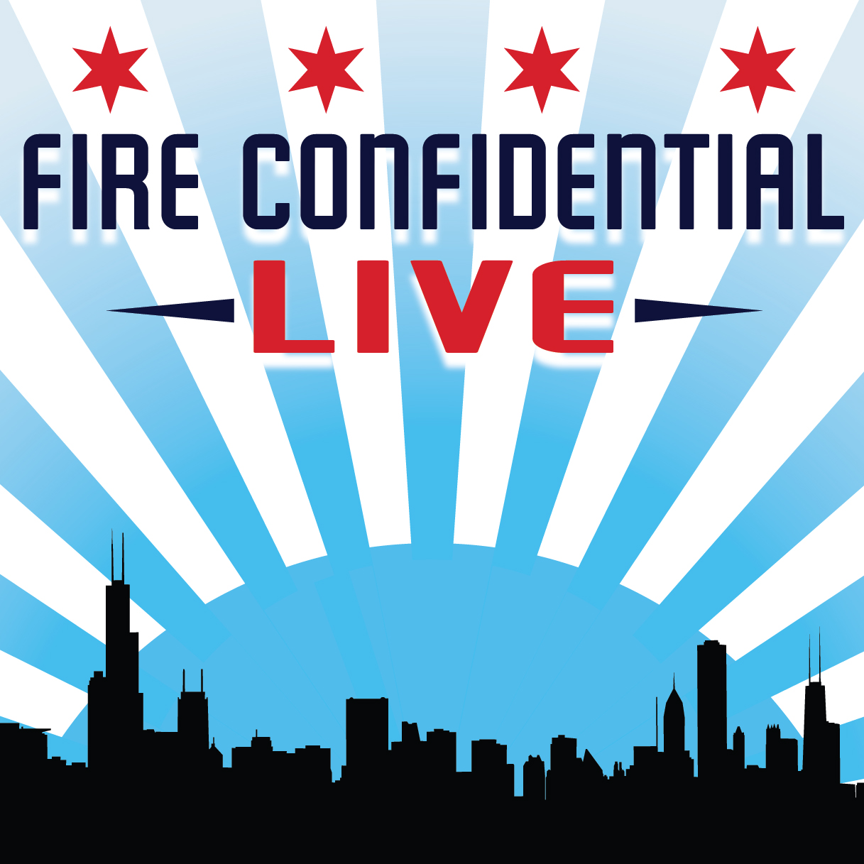 Fire Confidential Live podcast - Coaches, DP's, HG's and more