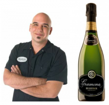 Michael Symon Roasted Chicken & Salsa Verde With 2005 Gramona Brut Nature Cava