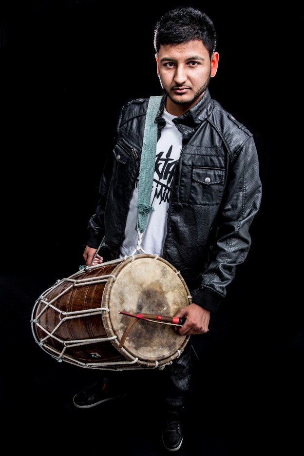 Interview with Top US Bhangra Talent Rav-E