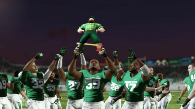Interview With 'NCAA Football 13' Producer Ben Haumiller
