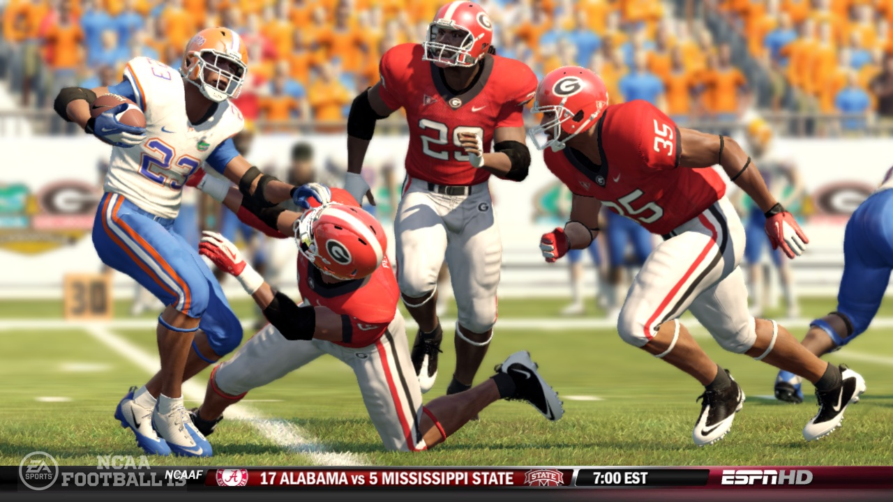 Ben Haumiller Talks NCAA Football 13 Dynasty Mode & Recruiting