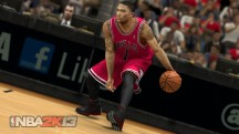 New 'NBA 2K13' Developer Insight Video, Screenshots (Derrick Rose)