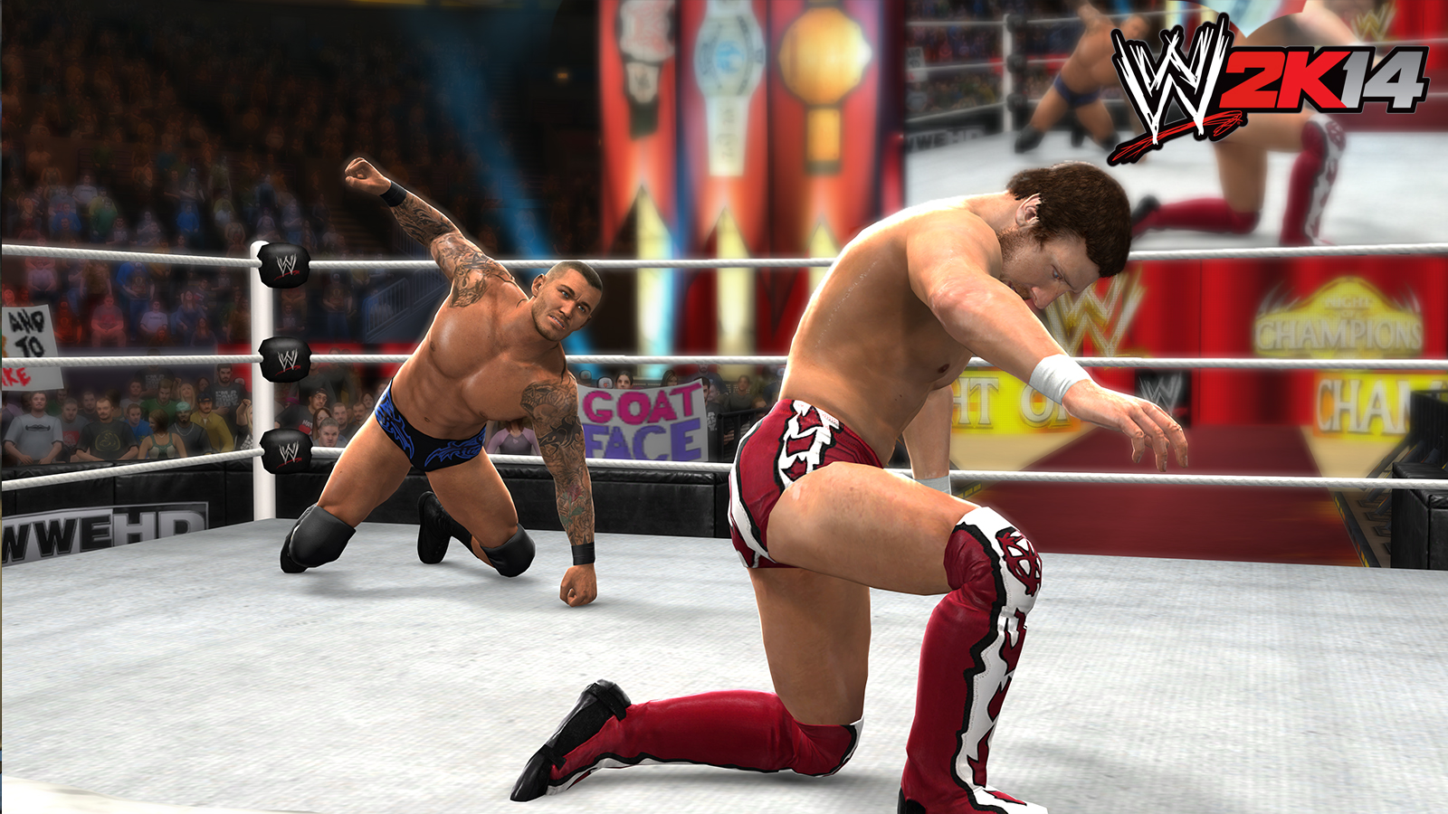 Wwe 2k14 review 30 years of wrestlemania game time