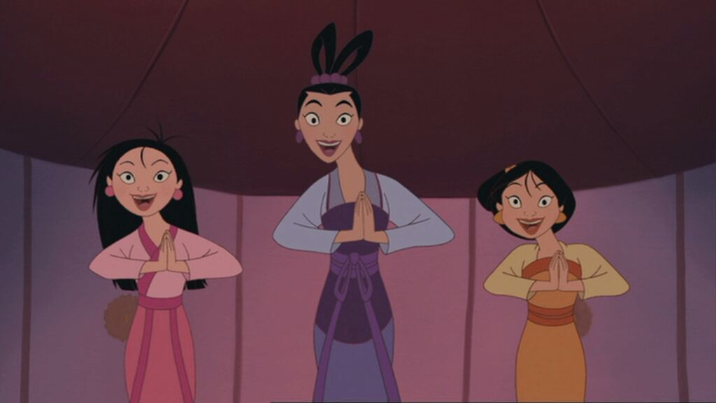 Mulan II (2004) Disney Movies