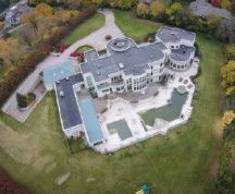 The Sad But Colorful Story Of Frank Thomas' Massive Oakbrook Mansion