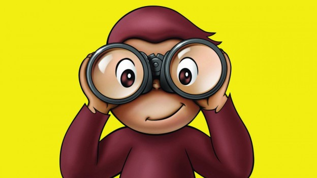 Why Curious George may be a bad influence on my child.. and yours too!