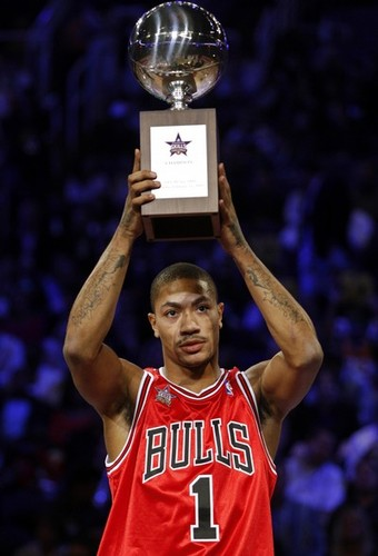 "D. Rose: ""D"" for disappointing- Chicago Bulls"