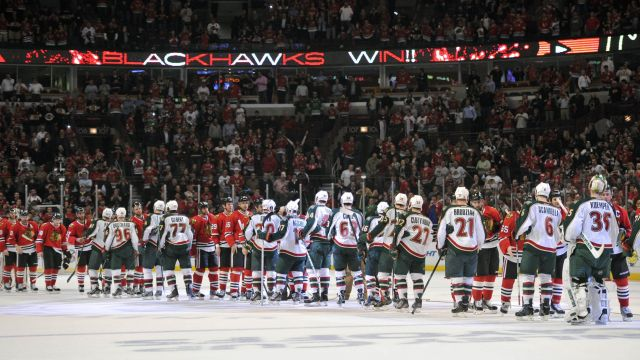 The Chicago Blackhawks and the NHL playoffs: this is going to be good