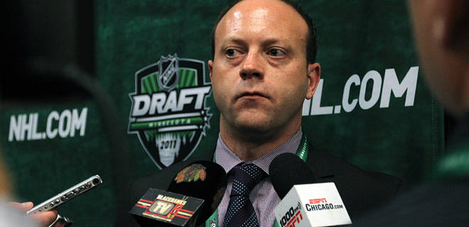 Stan Bowman: Prepping the Blackhawks for a dynasty