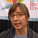 An interview with Stephanie Leite from Great Lakes Bioneers at Green Festival Chicago 2013.