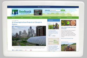 Food Tank - 10 Chicago Projects