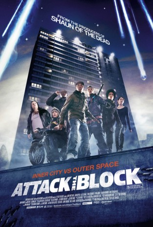 Movie Review - Attack the Block (****1/2 out of 5)