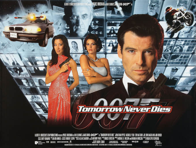 Countdown to Skyfall: Tomorrow Never Dies (1997)