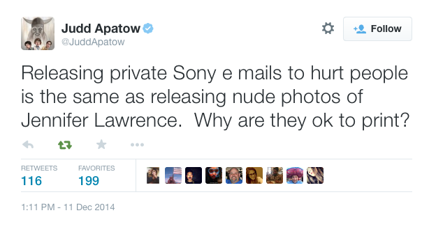 Is the Sony hack the same thing as the Fappening?