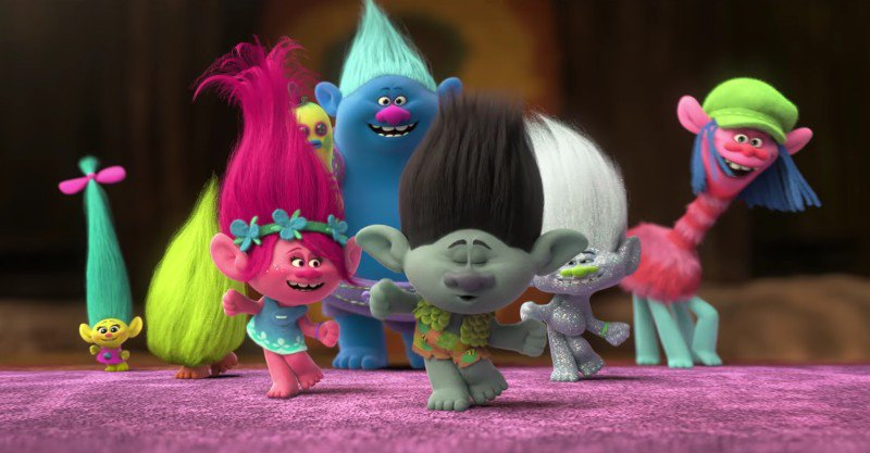 Movie Review: Trolls