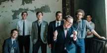 St. Paul and the Broken Bones. My favorite newer band. The soul of an Otis Redding with the horns sound of Memphis. These guys from Alabama already played a pre Lolla show last night and I look for them to be one of the biggest names in music within the next few years.
