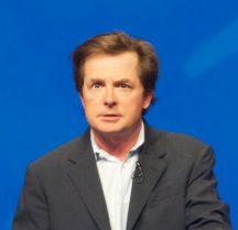 Michael J. Fox is the face of Parkinson's Disease. He was diagnosed with early onset PD in 1991. His foundation has raised hundreds of millions of dollars to find a cure.