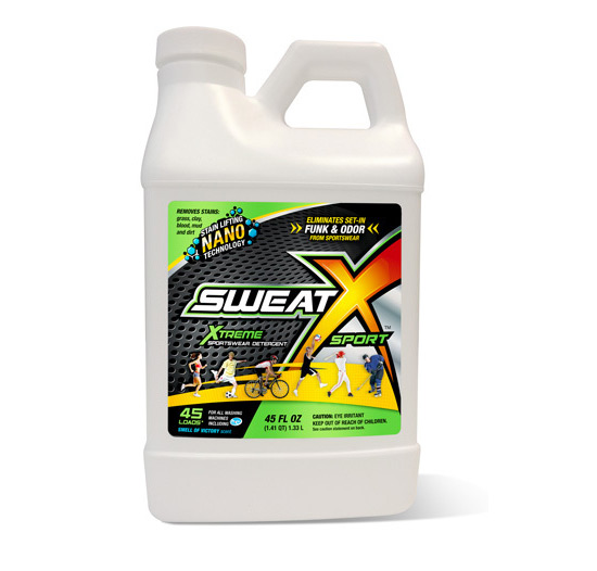Review Sweat X Sport Laundry Detergent ★★★★★ The Hockey