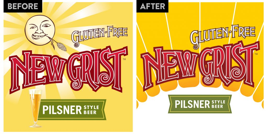 Lakefront Brewery New Grist New Logo