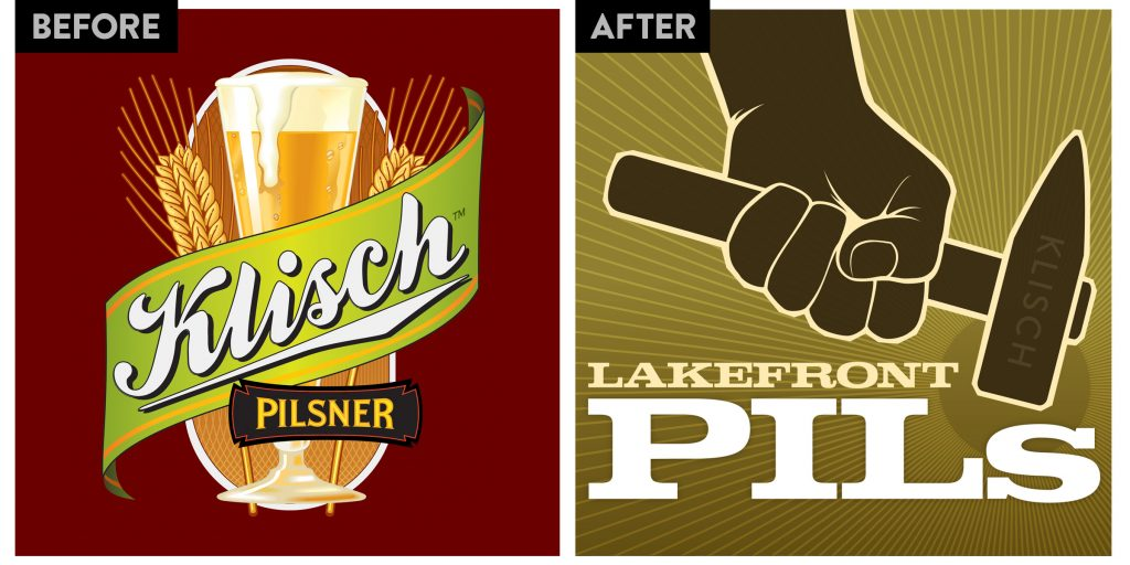 Lakefront Brewery Lakefront Pils New Logo