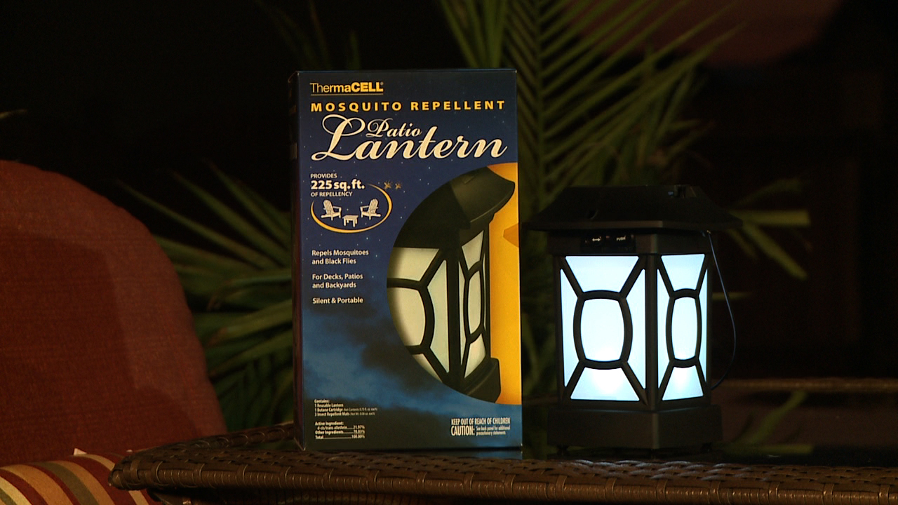 ThermaCell Lantern Keeps Mosquitoes From Bugging Me | Illinois Outdoors