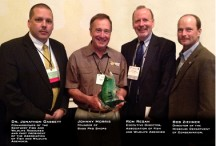 Bass Pro Founder, Johnny Morris named Citizen Conservationist of the Year