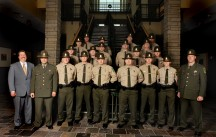 New IL DNR Conservation Police Graduate