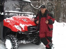 Illinois Outdoors reviews Honda's new BIG RED 4 X 4