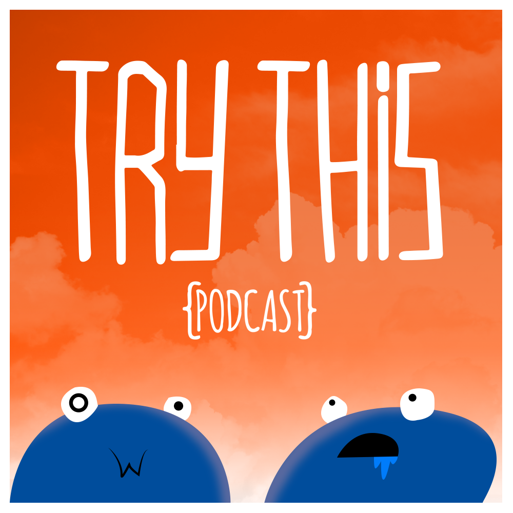 ALBUM - try this podcast