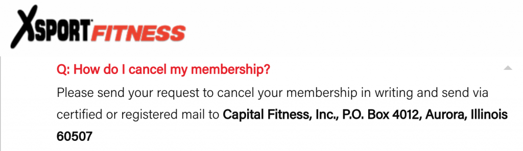 How to cancel your xsport fitness membership xsport fitness cancel my membership spiritdancerdesigns Choice Image