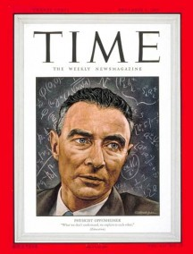 Your Philosophical Thought of The Week: J. Robert Oppenheimer! (3/4/16)